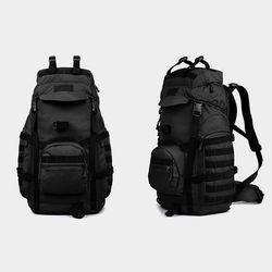 맥스백팩 전술가방 캠핑 낚시 여행가방 트래킹백팩 (3 color)
