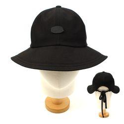 BKMT Backopen Black Bucket Hat 버킷햇