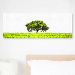 cv373-싱그러운초록나무대형노프레임