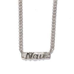 [ARETE] Nori White Necklace