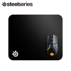 스틸시리즈 QCK Mass Black 정품 게이밍 마우스 패드