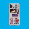 JELLY PHONE CASE SO NICE iXXs