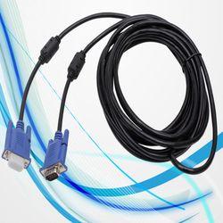 공유기 케이블 RGB MF케이블 모니터케이블