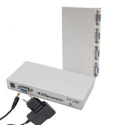 모니터 공유기 모니터 선택기 VGA 셀렉터