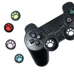 PS2 컨트롤러 고양이발 스틱 커버