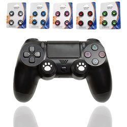 PS4 컨트롤러 고양이발 스틱커버