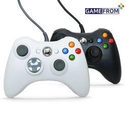 XBOX360 유선 컨트롤러 게임패드 PC호환