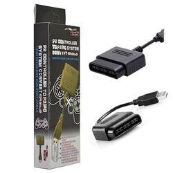 PS2 to PC  PS3 컨버터플스2 패드 PC 연결 usb 젠더