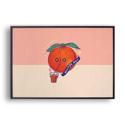 Orange 100