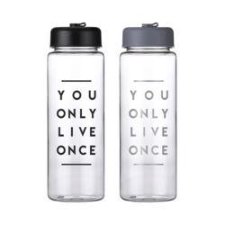 [무료배송] 일러스트 보틀 욜로 아이스 휴대용보틀 BPA free