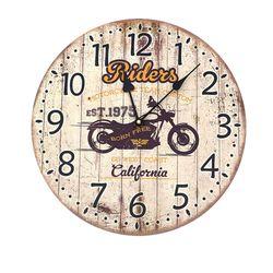 유럽풍 벽시계 라운드 D 벽걸이시계