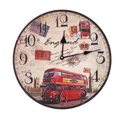 유럽풍 벽시계 라운드 C 벽걸이시계