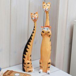 고양이세트 B형 인테리어소품 미니어처 장식소품