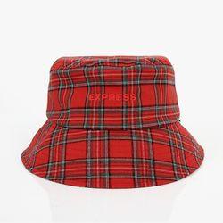 EXPRESS BUCKET HAT (RED)