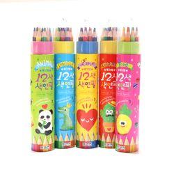 2000육각형12색색연필