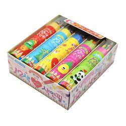 2000육각형12색색연필BOX