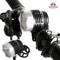 6T 초강력전조등 자전거라이트 전조등 후미등