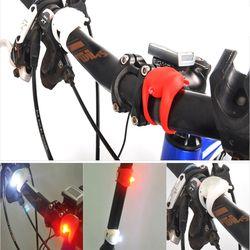 프로그 1구라이트(2개한세트) 자전거라이트 전조등