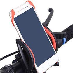 R형 핸드폰거치대 자전거거치대 스마트폰 거치대
