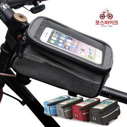 포스바이크 B-SOUL 카멜가방  자전거 스마트폰 가방
