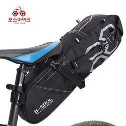 자전거 리어백 12L 라이딩가방 여행용가방