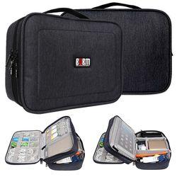 BUBM 스마트 가방 케이블 배터리 메모리 정리 대량수납 S사이즈