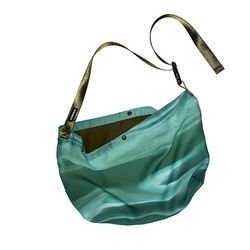scarf musette bag3 (mint)