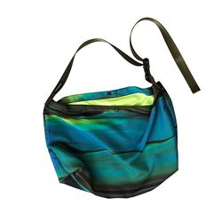 scarf musette bag3 (blue neon)