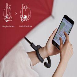 UB 스마트폰 우산 폰브렐라 장우산 커플우산 선물용 패션우산
