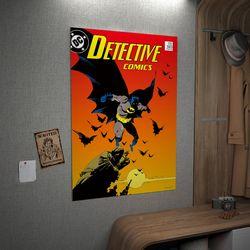 디씨코믹스 인테리어 액자 - 디텍티브코믹스 배트맨 583번