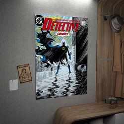 디씨코믹스 인테리어 액자 - 디텍티브코믹스 배트맨 587번