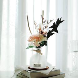 풍성 카네이션 꽃다발 디퓨저
