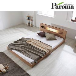 에반 LED 저상형 침대 슈퍼싱글(SS)40T라텍폼스