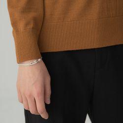 [ARETE] Stapler Clasp Design Bracelet