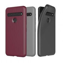 보이아 정품 LG G8 에어플랙스 케이스