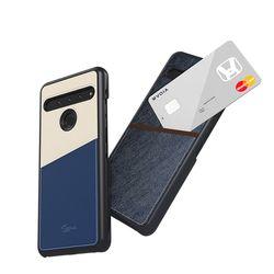 보이아 정품 LG G8 카드케이스