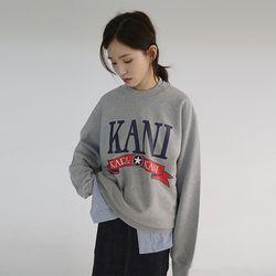 kalkani sweatshirt (2colors)