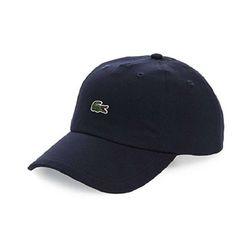 스몰로고 볼캡 모자 RK4863-166 네이비블루