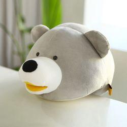윤앤수 케어디스크 자세교정쿠션 곰 에디션