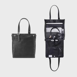 기글 Ver.Saffiano 토트백  내면까지 디자인한 리미티드 가방