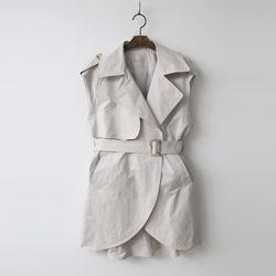 Jackie Trench Vest
