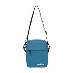 True Up Mini Cross Bag (steel blue)