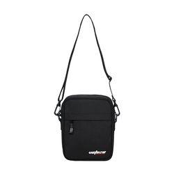 True Up Mini Cross Bag (black)