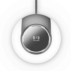 무드등 겸용 휴대폰 무선 충전기