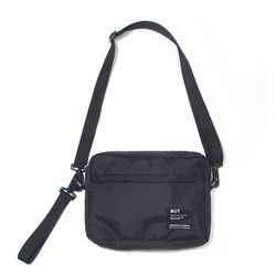 UTILITY CROSS BAG-BLACK