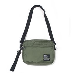 UTILITY CROSS BAG-OLIVE