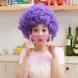 큐빅셔터쉐이드안경 핑크