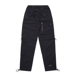 STGM TECH STRING JOGGER PANTS BLACK