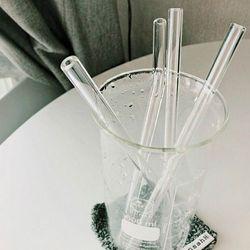 유리빨대(Glass straw)