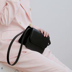 FENNEC DOUBLE BAG - BLACK